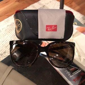 Ray-Ban Tortoise RB4126 Sunglasses